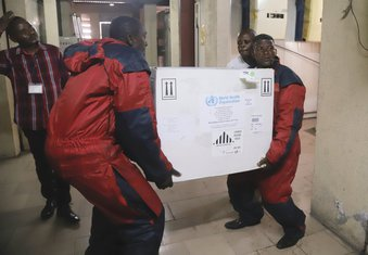 Ebola vakcine
