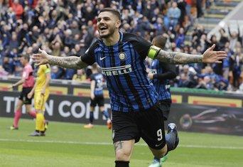 Mauro Ikardi Inter
