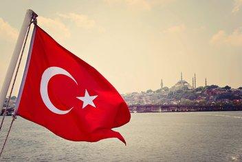 Turska, turksa zastava