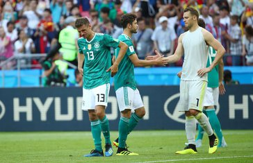 Njemačka, Svjetsko prvenstvo u fudbalu