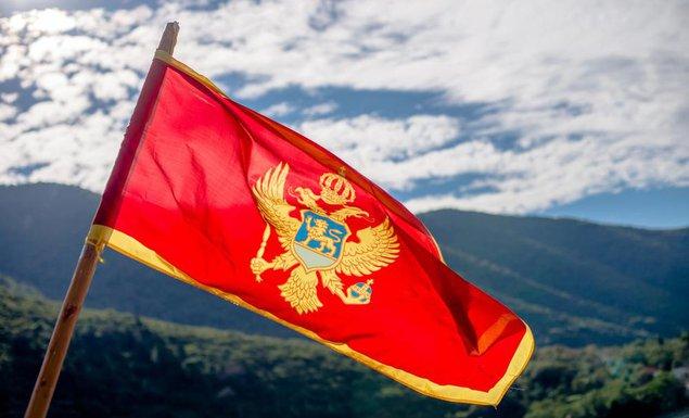 crnogorska zastava, zastava Crne Gore, Crna Gora
