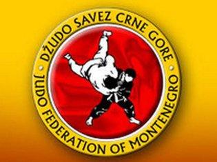 Džudo savez Crne Gore logo