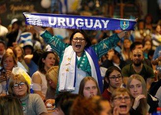 Urugvaj slavlje Montevideo