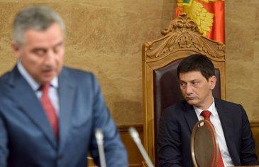 Darko Pajović, Milo Đukanović