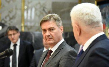 Denis Zvizdić, Duško Marković