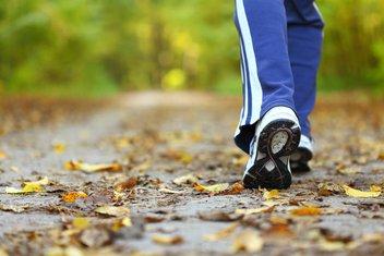 hodanje, šetnja