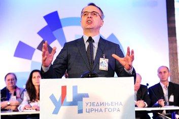 Ujedinjena Crna Gora, Goran Danilović
