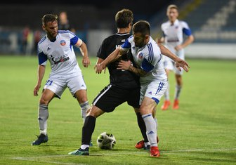 FK Rudar - FK Partizan