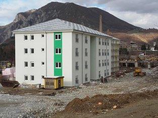 stanovi za izbjeglice, Berane