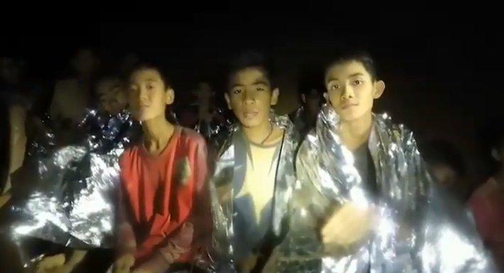 dječaci, Tajland