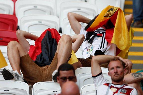 Njemačka svjetsko prvenstvo