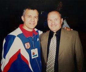 Miodrag Perunović i Jon Vladimir