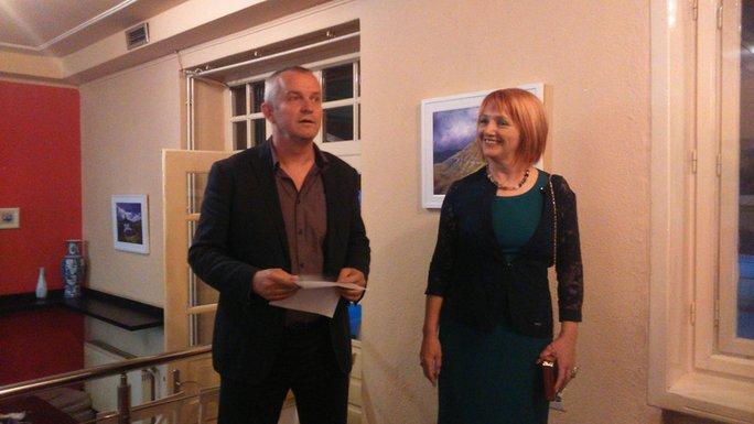 Goran Barović, Angelina Janjušević