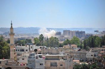 Dera, Sirija