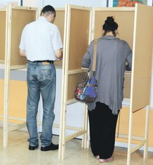 Glasanje, izbori