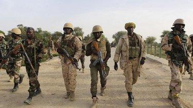 Kamerun vojska