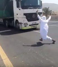 Saudijac, kamion