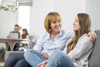 tinejdžeri, roditelji