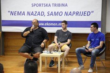 Aleksandar Džikić i Nikola Ivanović