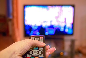 daljinski, TV, televizor