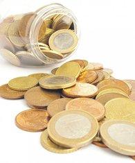 Euro, Euro po euro, Novac, Kovanice