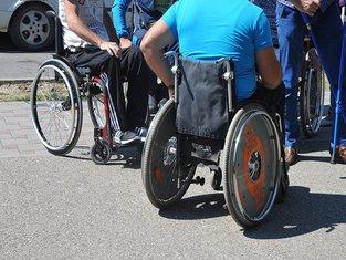 Kolica, osoba sa invaliditetom