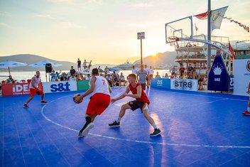 Basket 3x3, Tivat