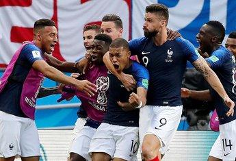 Argentina - Francuska Mundijal u Rusiji