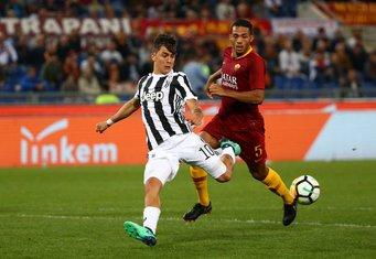 Roma - Juventus Paulo Dibala
