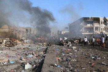 somalija napad, mogadiš napad