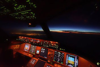 pilotska kabina