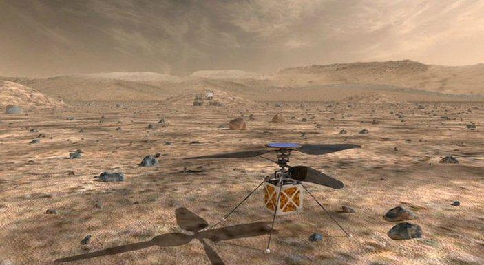 NASA helikopter