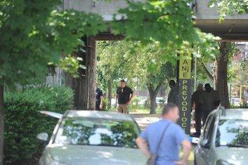 Beograd pucnjava Darmanović