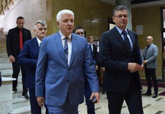 Duško Marković, Branimir Gvozdenović
