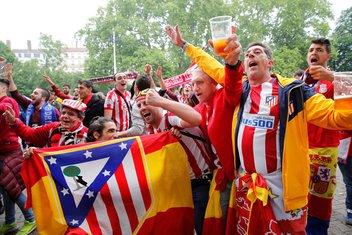 Atletiko Madrid, navijači