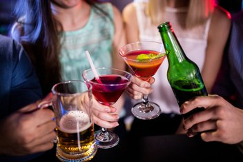 alkohol, tinejdžeri