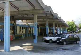 Autobuska stanica Kotor
