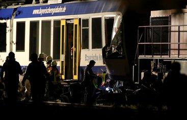 željeznička nesreća Njemačka
