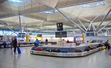 Stansted aerodrom London