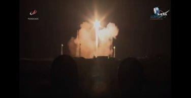 Ruski svemirski bord, lansiranje