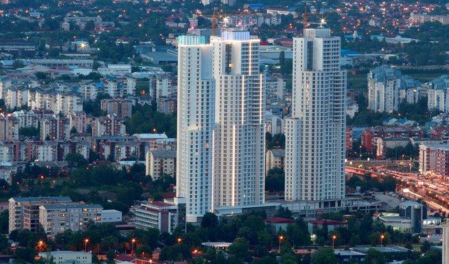 Dževair kule Skoplje