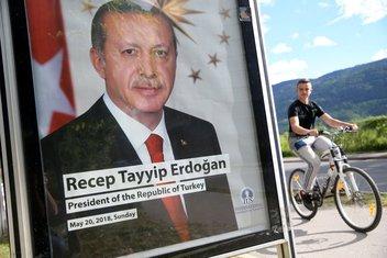 Redžep Tajip Erdogan Sarajevo