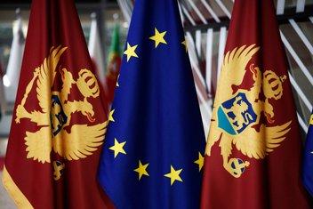 Crna Gora, EU