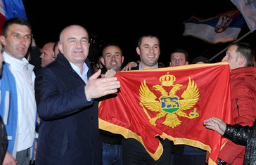 Berane izbori, Dragoslav Šćekić, Vladimir Joković