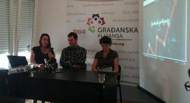 Unapređenje građanskog aktivizma i održive građanske participacije u Crnoj Gori