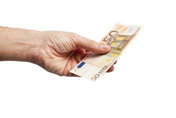 novac, 50 eura