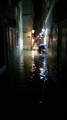 Stari grad Budva kiša