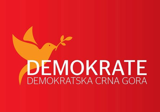 Demokrate Demokratska Crna Gora