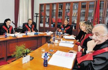 sudije Ustavni sud