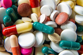 tablete, antibiotik
